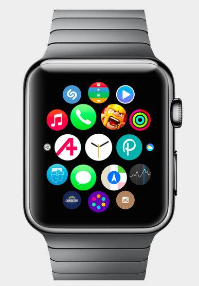 KARŞINIZDA APPLE WATCH